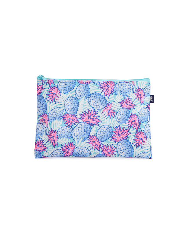 Sea Bags Pineapple Chappy Pouch