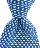 Mini Sails Printed Tie