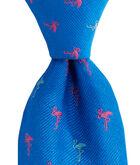 Kennedy Festive Flamingo Skinny Tie