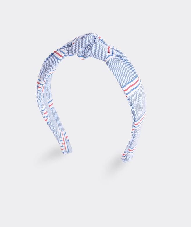 Girls' Nicholls Stripe Headband