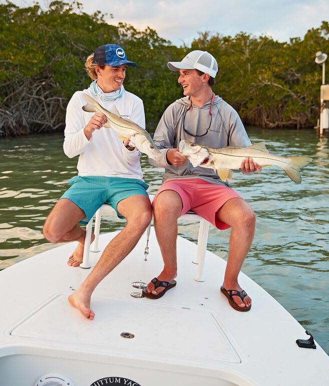 Long-Sleeve Performance Fishing Hoodie