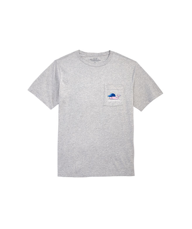 Los Angeles Dodgers Baseball Cap Pocket Tee