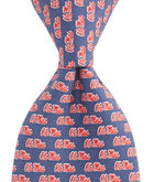 University Of Mississippi Tie