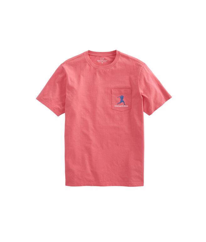 Wind Up Pocket T-Shirt