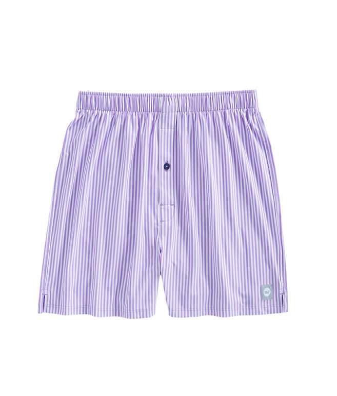 Porter Stripe Performance Boxers
