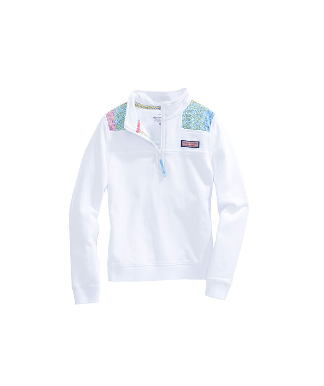 Girls 20th Anniversary Original Patchwork Shep Shirt