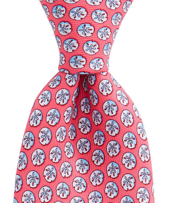 Sand Dollar Tie