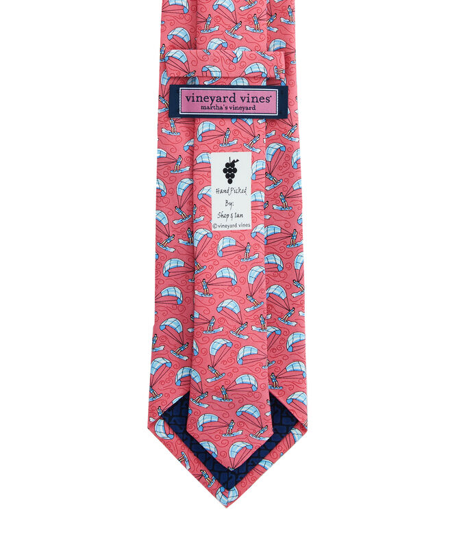 Kite Boarder Printed Tie