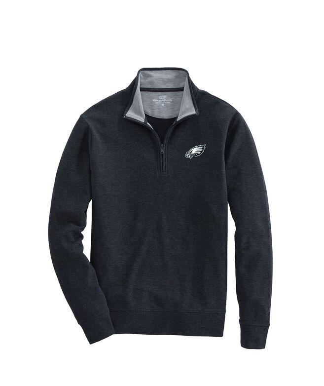 Philadelphia Eagles Saltwater 1/4-Zip