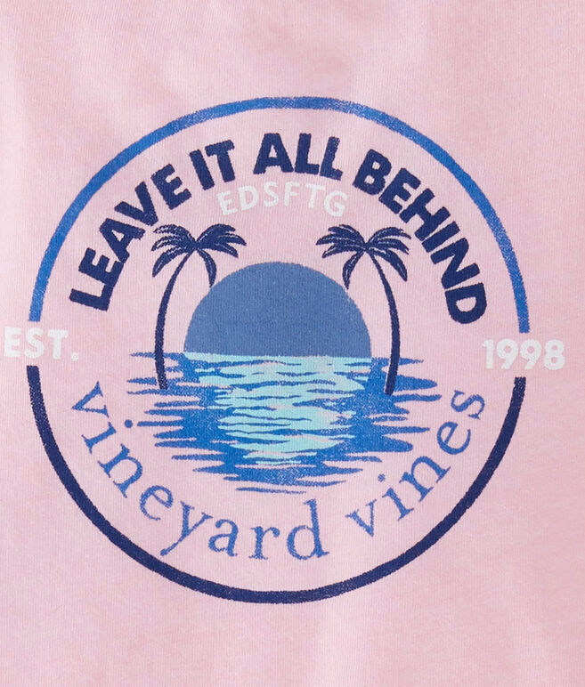 Boys Leave It All Behind Island T-Shirt