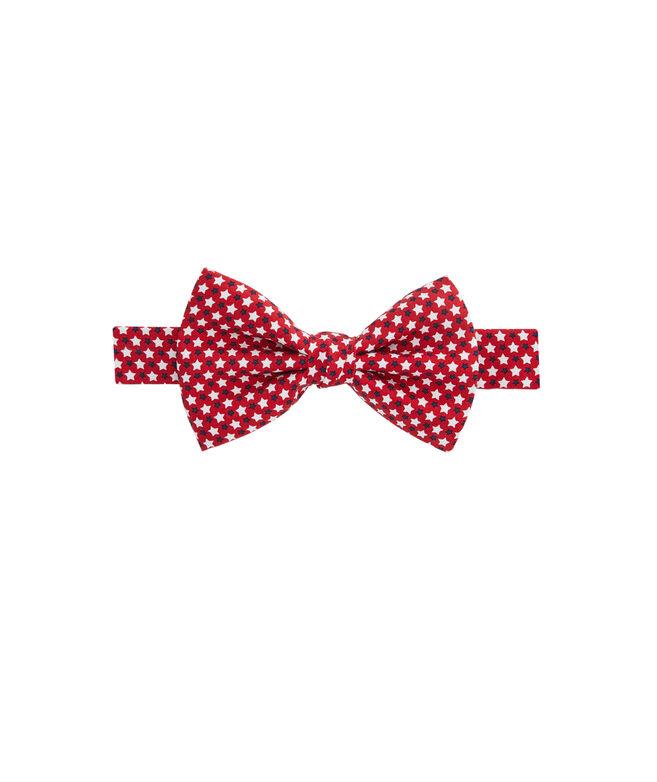 Boys Star Spangled Bow Tie
