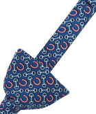 Bits & Horseshoes Bow Tie
