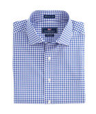 Nobska Check Classic Cooper Dress Shirt