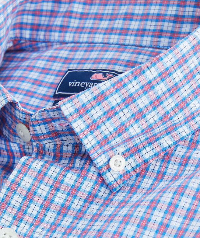 Mini Tartan Classic Tucker Shirt