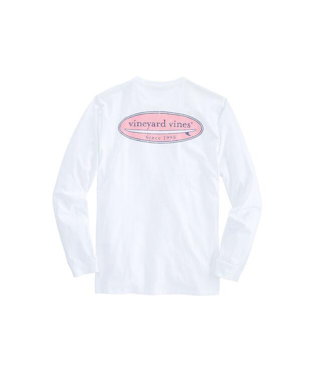Long-Sleeve Surf Logo T-Shirt
