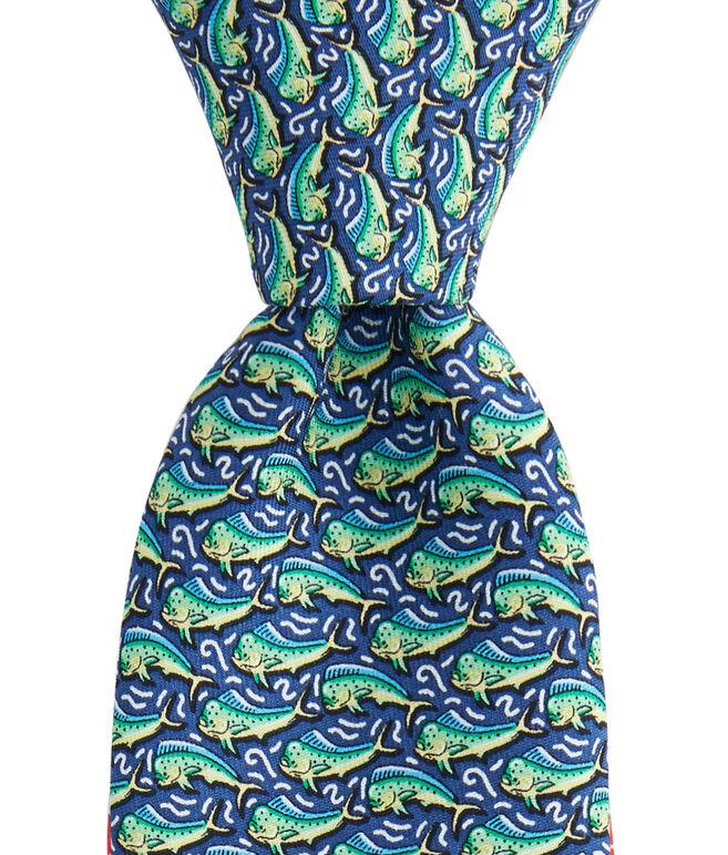 Boys Mahi Printed Tie