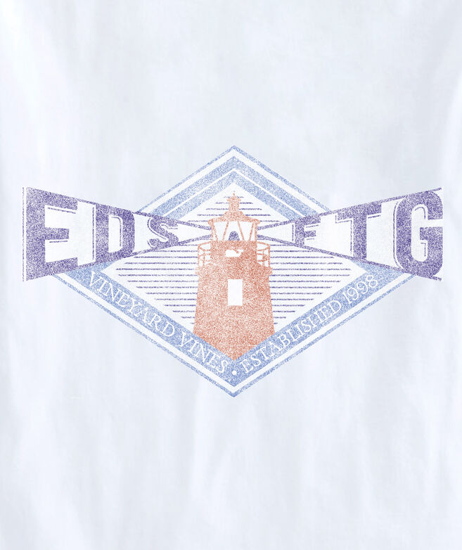 OUTLET EDSFTG Lighthouse Short-Sleeve Pocket Tee