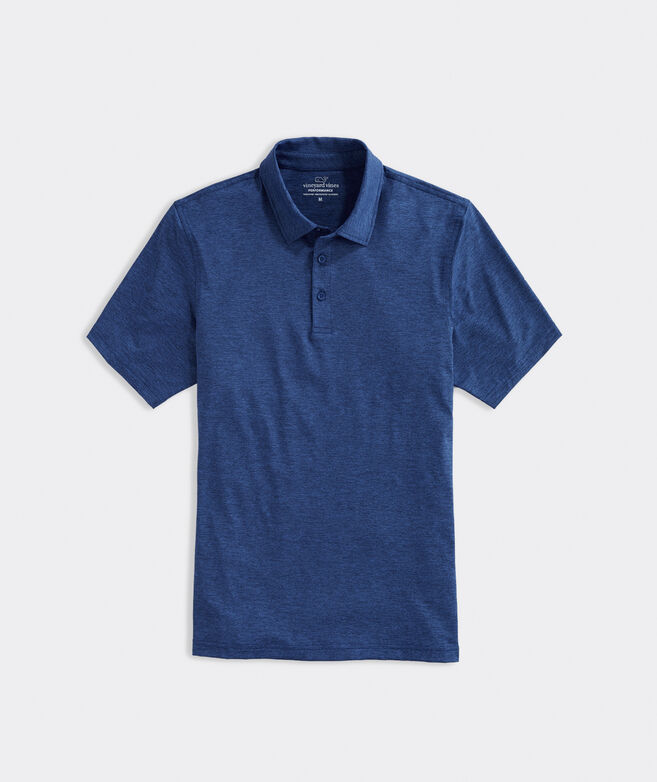 Men's Blank St. Kitt's Sankaty Performance Polo