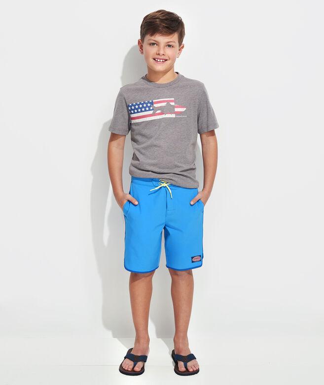Boys' Magic Print Board Shorts