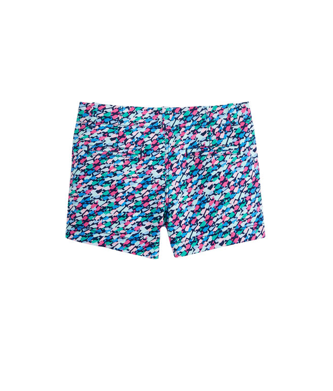 Girls Swimming Whales Every Day Shorts