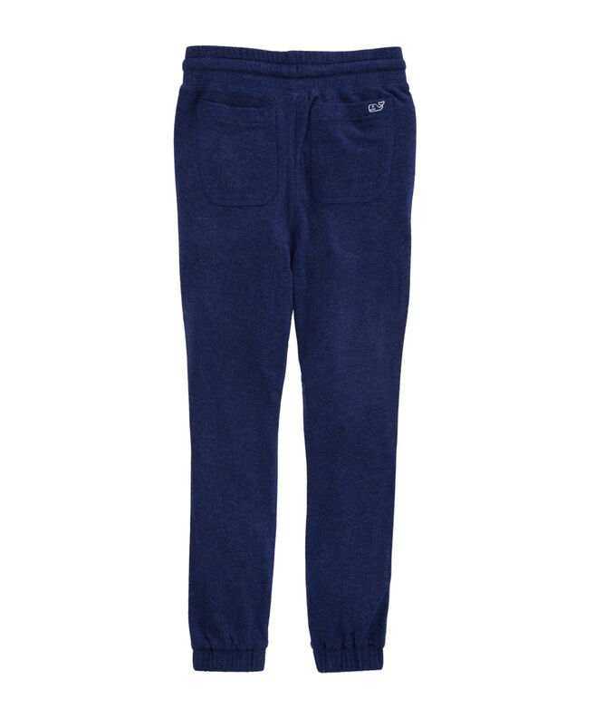 Girls Super-Soft Brushed Back Joggers