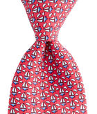 Sailing Through The Clouds Tie