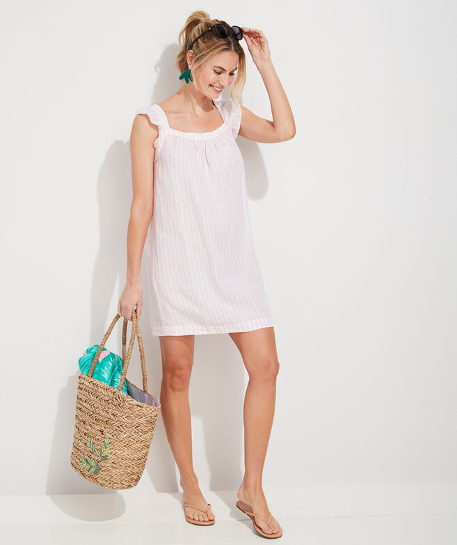 Palm Beach Lately Stripe Cover-Up