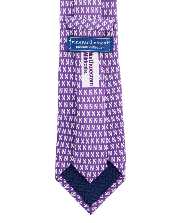 Northwestern University Tie