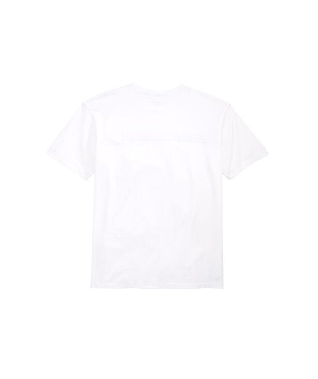Washington Nationals 3 Stripe T-Shirt