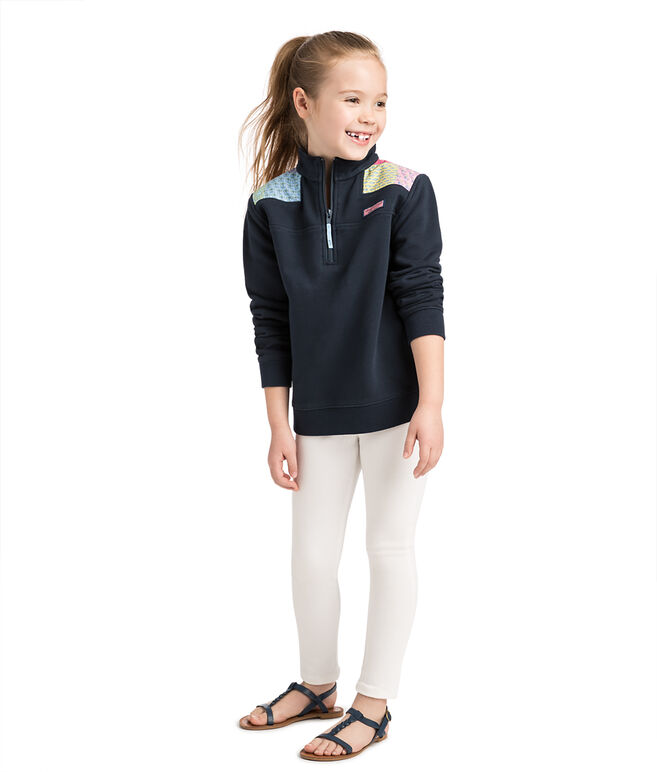 Girls Limited Edition 20th Anniversary Heritage Original Patchwork Shep Shirt