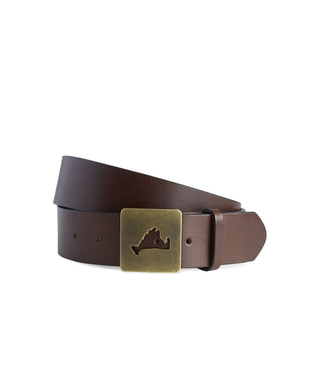 MV Cutout Buckle Belt
