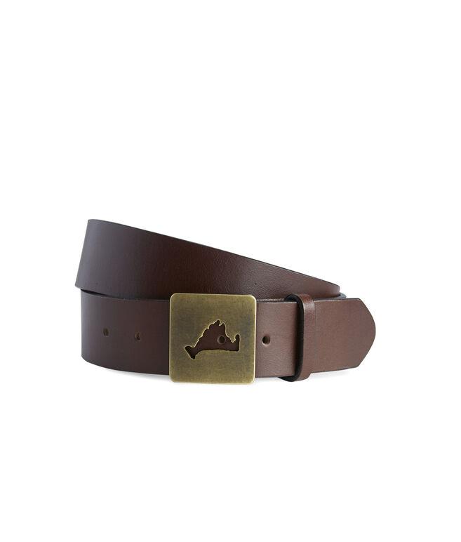 MV Cutout Buckle Belt