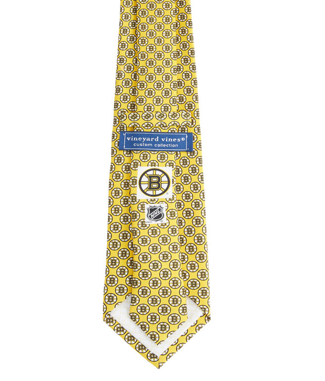 Boston Bruins Boys Tie