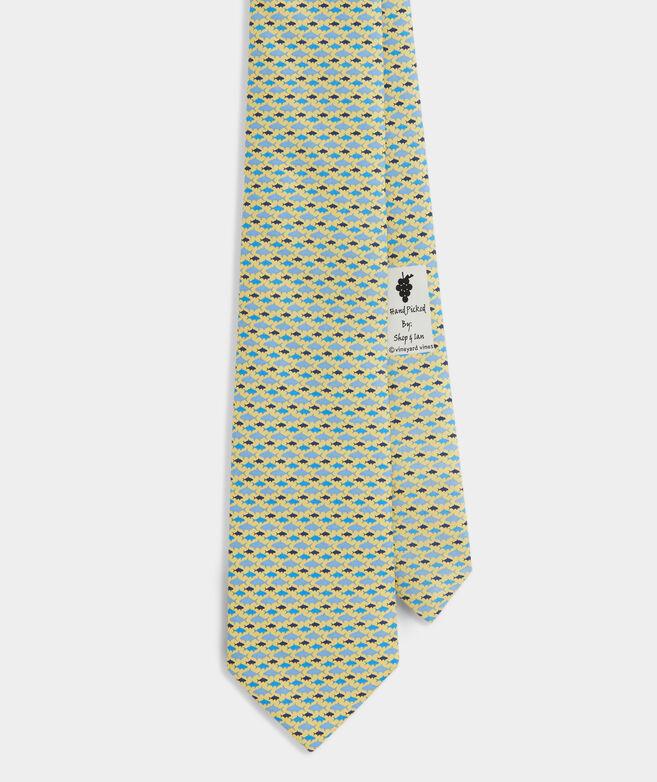 Amberjacks Printed Tie