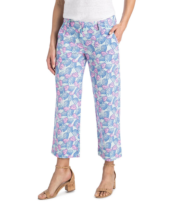 Pineapple Catamaran Pants