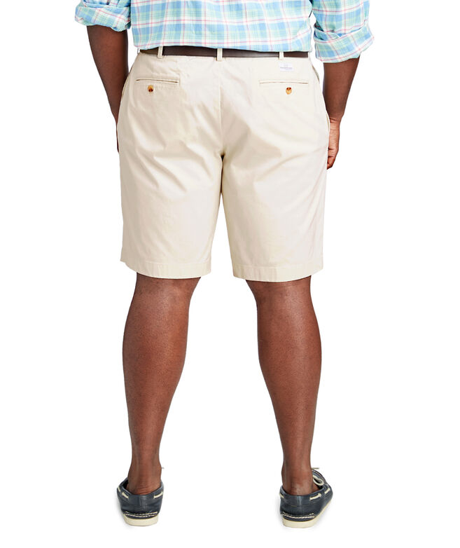 Big & Tall 11 Inch Stretch Breaker Shorts