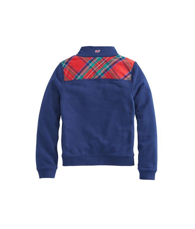 Girls Jolly Plaid Shep Shirt