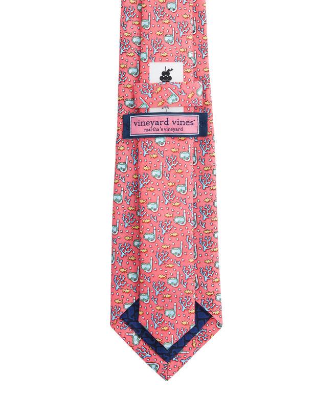 Boys Scuba Printed Tie