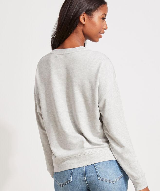 Lightweight Dreamcloth Crewneck Sweatshirt