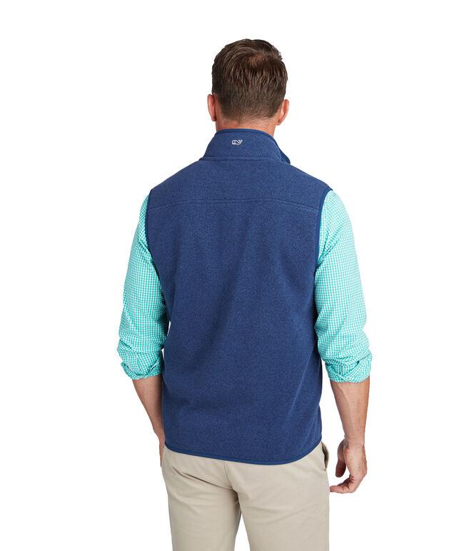 Sweater Fleece Shep Shirt Vest