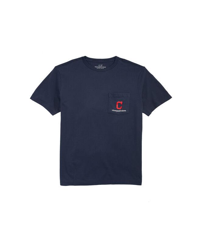 Cleveland Indians Circle Logo T-Shirt