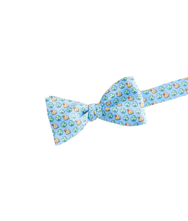Lucky Duck Bow Tie