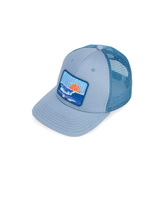 Swell Patch Trucker Hat