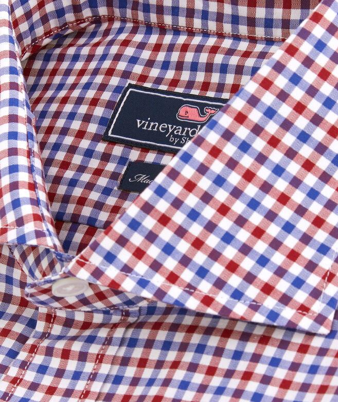 Large Tattersall Greenwich Shirt