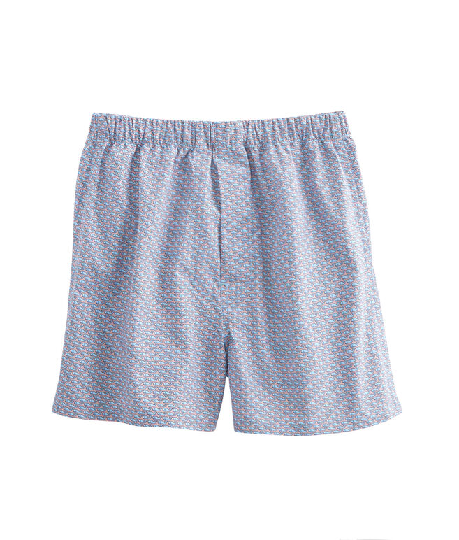 Boys Vineyard Whale Boxers