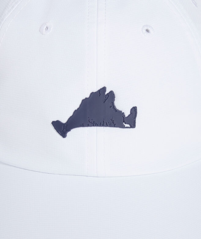 Martha's Vineyard Icon On-The-Go Performance Baseball Hat