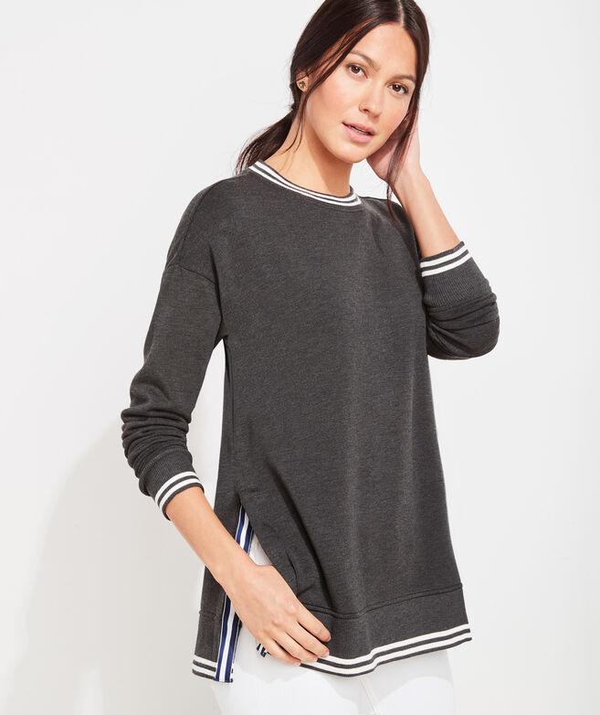 Dreamcloth Side Slit Sweatshirt