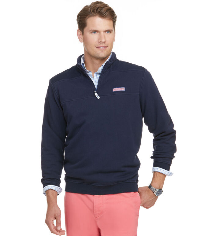 Men's Pullovers: Shep Shirt 1/4 Zip Pullovers for Men – Vineyard Vines