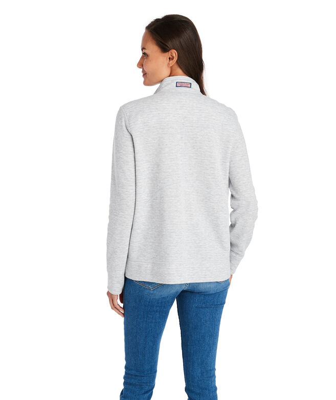 Double Faced Relaxed Shep Shirt