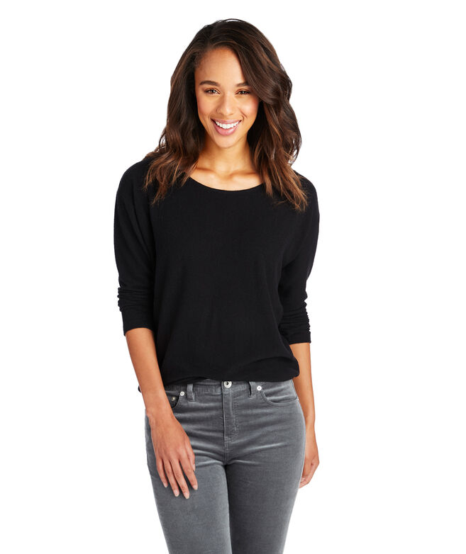 Long-Sleeve Cozy Tee
